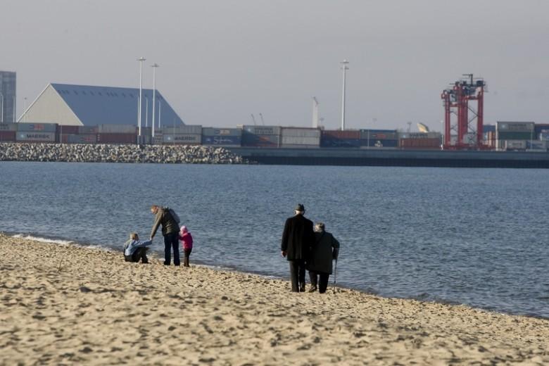 Wojna o plażę? Prezes Portu Gdańsk odpowiada