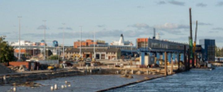 Mija rok od rozpoczęcia prac budowlanych na Terminalu Promowym w Świnoujściu.