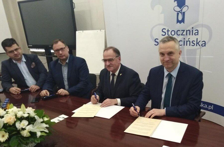 Stocznia Gdańsk i Stocznia Szczecińska łączą siły