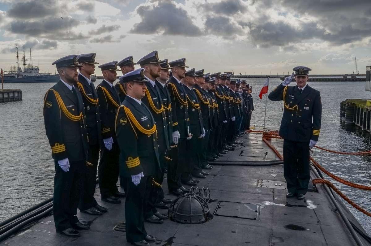 Podwójna rocznica w Dywizjonie Okrętów Podwodnych
