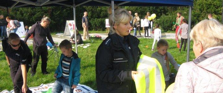 Policja festyn