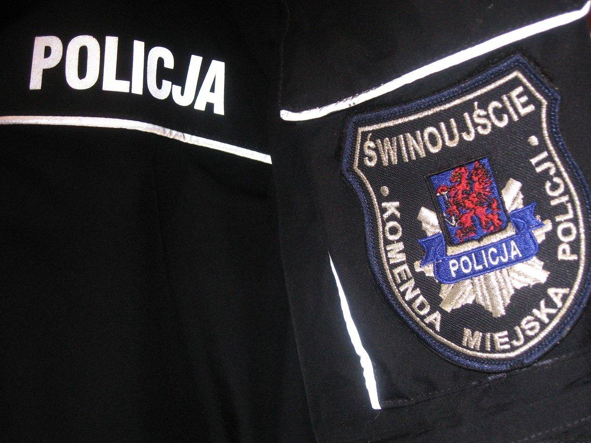 policja logo Świnoujście