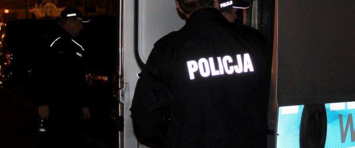 policja logo baner