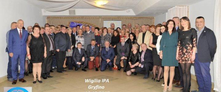 Spotkanie wigilijne zachodniopomorskiej IPA 2017