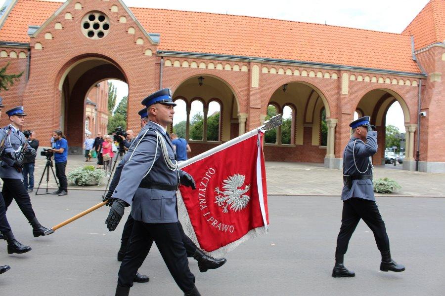Obchody wybuchu II Wojny Światowej w Szczecinie