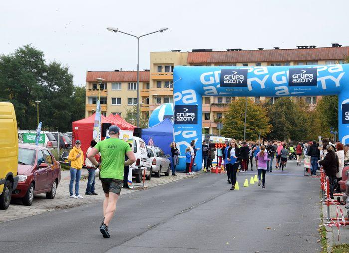 Policjanci zabezpieczali 39 Ćwierćmaraton Policki