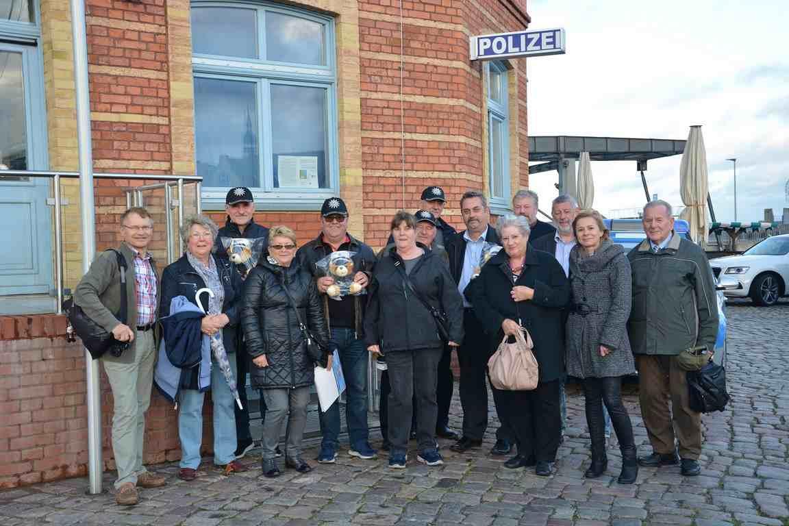 Z wizytą w Stralsundzie