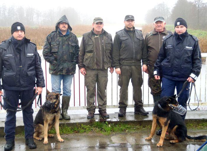 Wspólne działania Policji i Straży Rybackiej