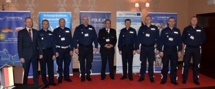Polsko - niemiecka współpraca na rzecz bezpieczeństwa