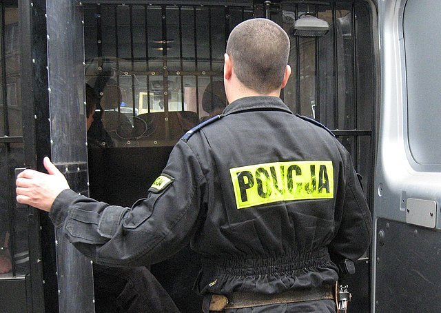 Policjanci zatrzymali napastników
