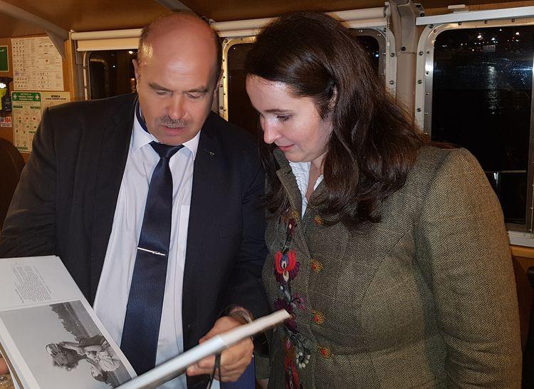 Wizyta Ambasadora Węgier