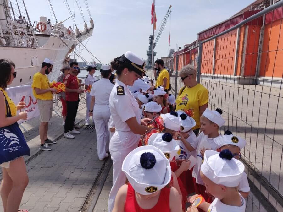 Zaczynamy wielkie odliczanie do Dni Morza_Sail Szczecin – wykonawcy