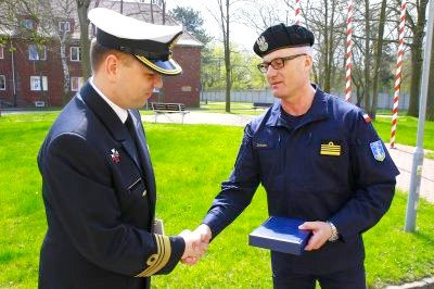 Pożegnanie ze służbą wojskową