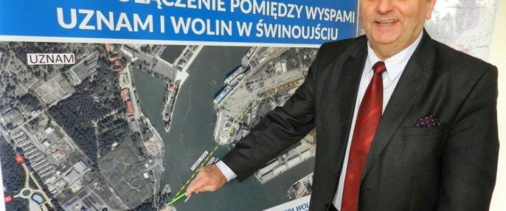 Unia Europejska da pieniądze na tunel pod Świną