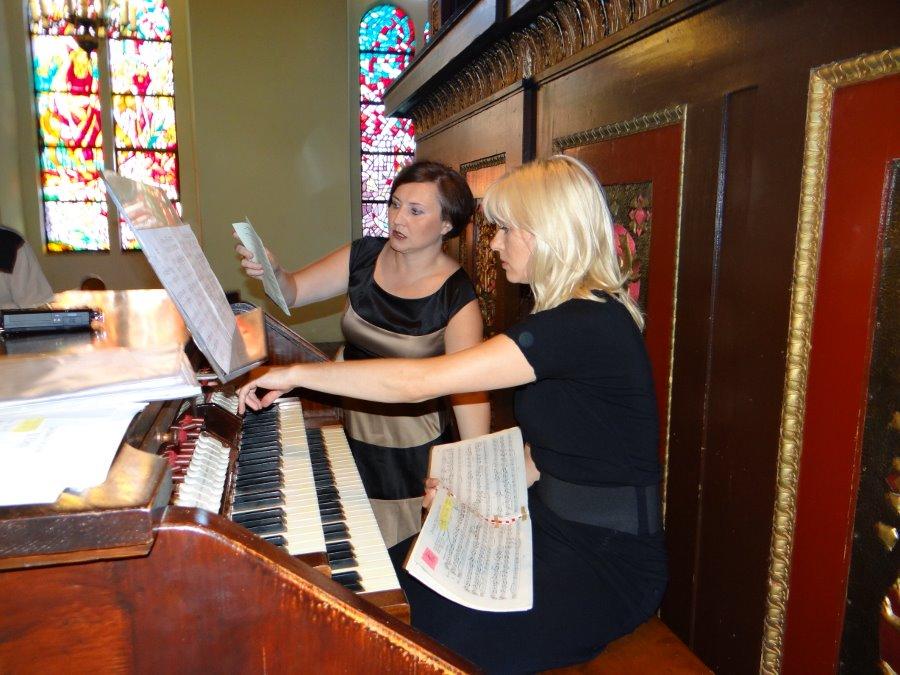 Świnoujskie Wieczory Organowe, koncert muzyki romantycznej