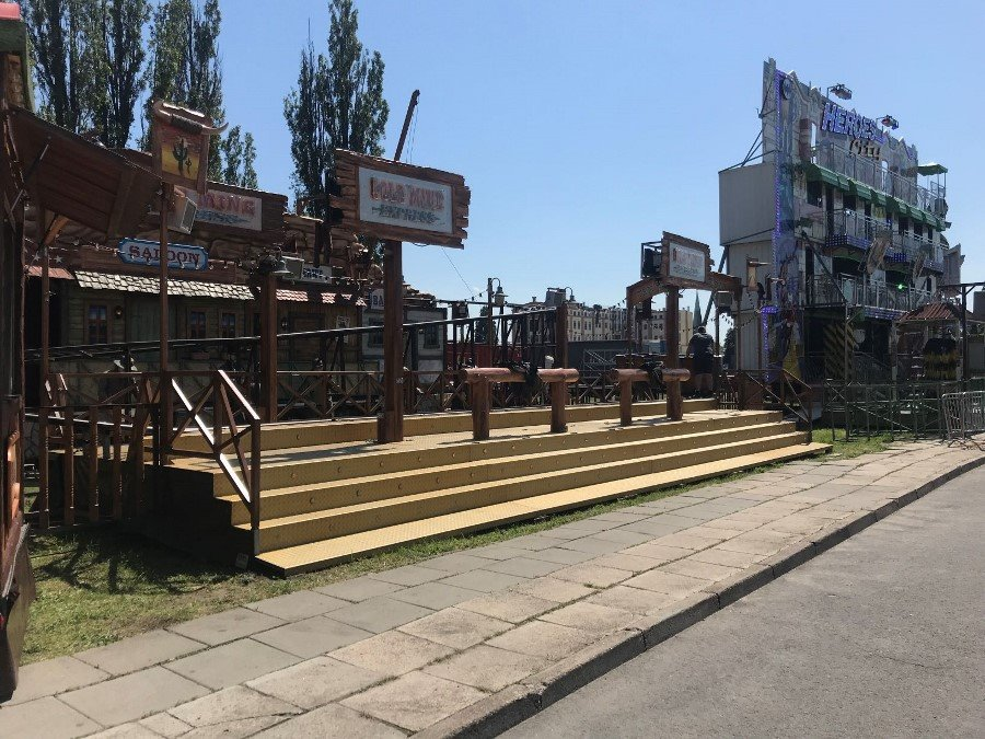 Szczecin. Przygotowania do Dni Morza