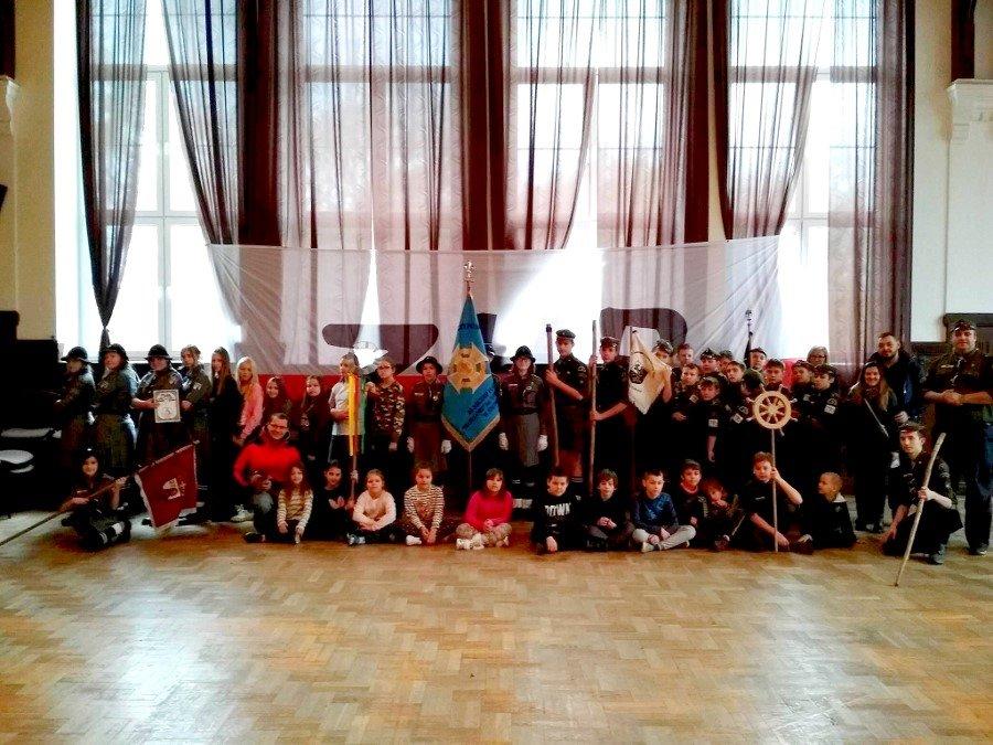 71. rocznica powstania harcerstwa w Świnoujściu