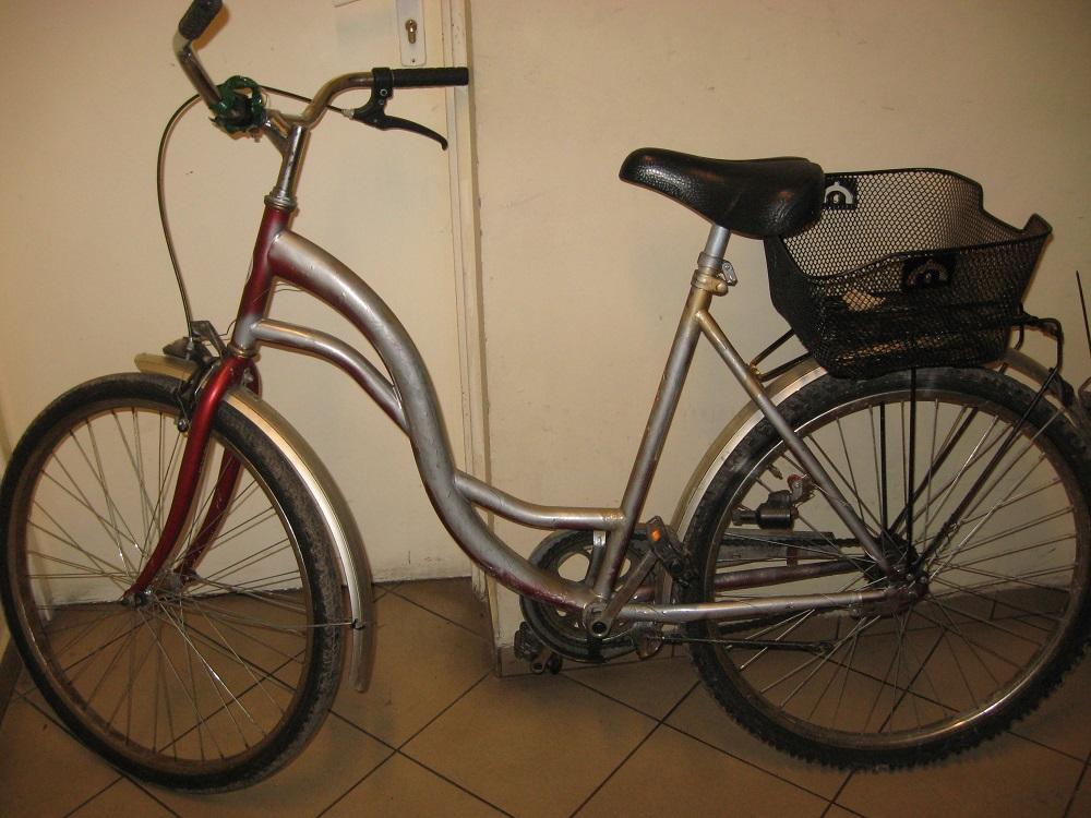 Poszukują właściciela roweru