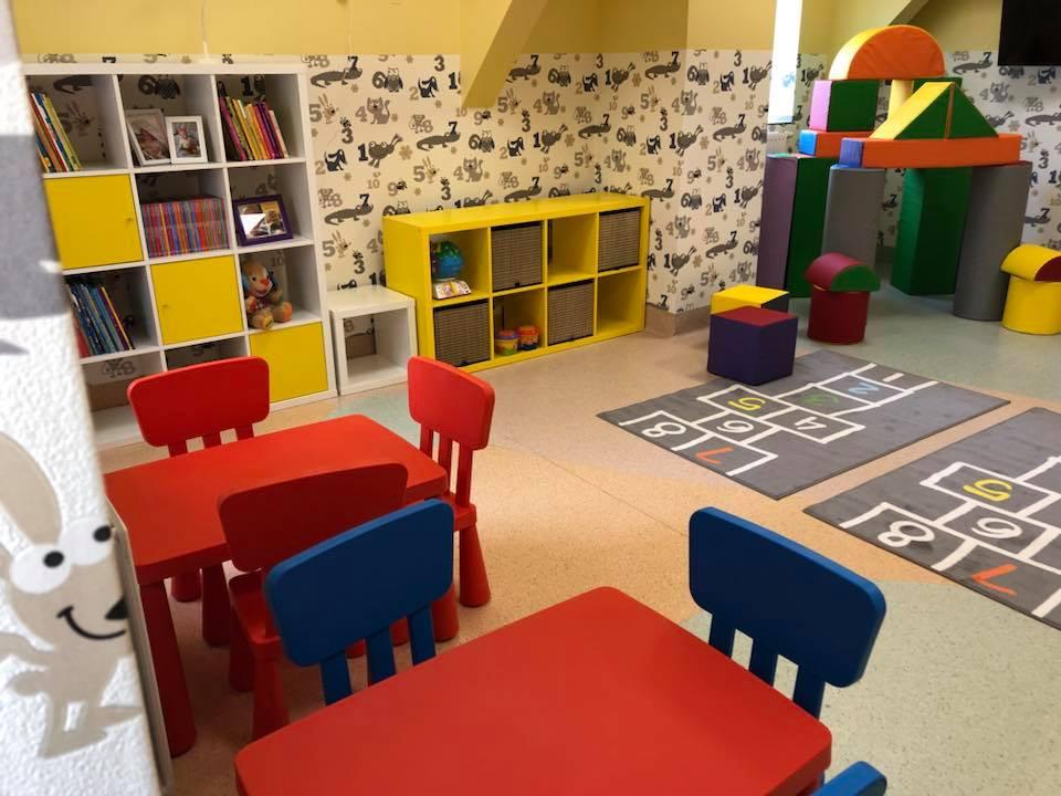 Otwarcie sali zabaw na Oddziale Pediatrycznym