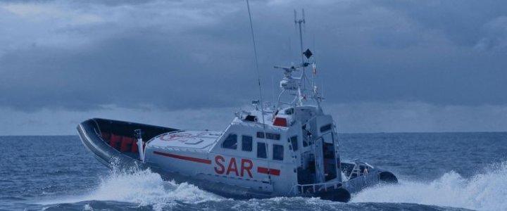 Na Litwie przewrócił się polski jacht. Nie żyje co najmniej jedna osoba.