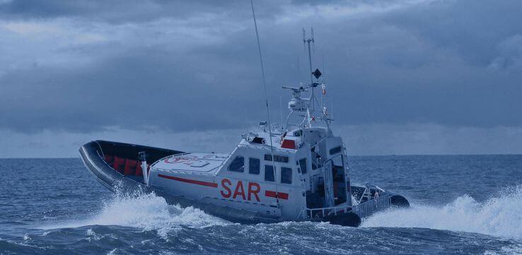 Na Litwie przewrócił się polski jacht. Nie żyje co najmniej jedna osoba