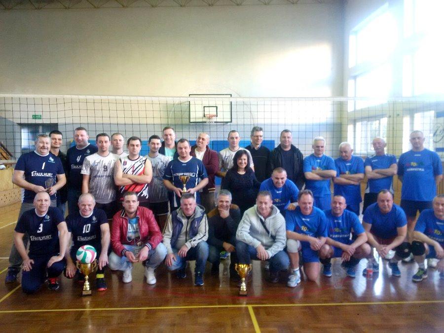 II liga Rekreacyjnej Ligi Siatkówki zakończyła sezon