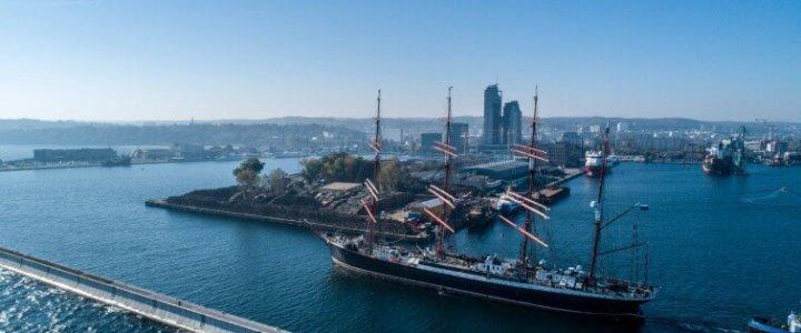 Żaglowiec Siedow może kontynuować rejs bez zawijania do portów