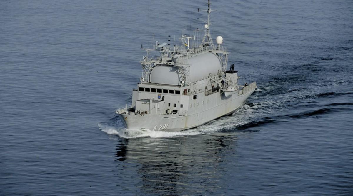 Okręt wywiadowczy dla Szwedzkiej Marynarki Wojennej nabiera kształtów