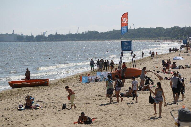 8 kąpielisk w Polsce zamkniętych