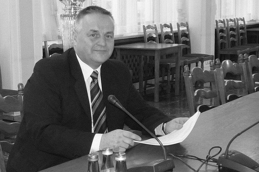 Świnoujście. Krzysztof Ślusarz nie żyje