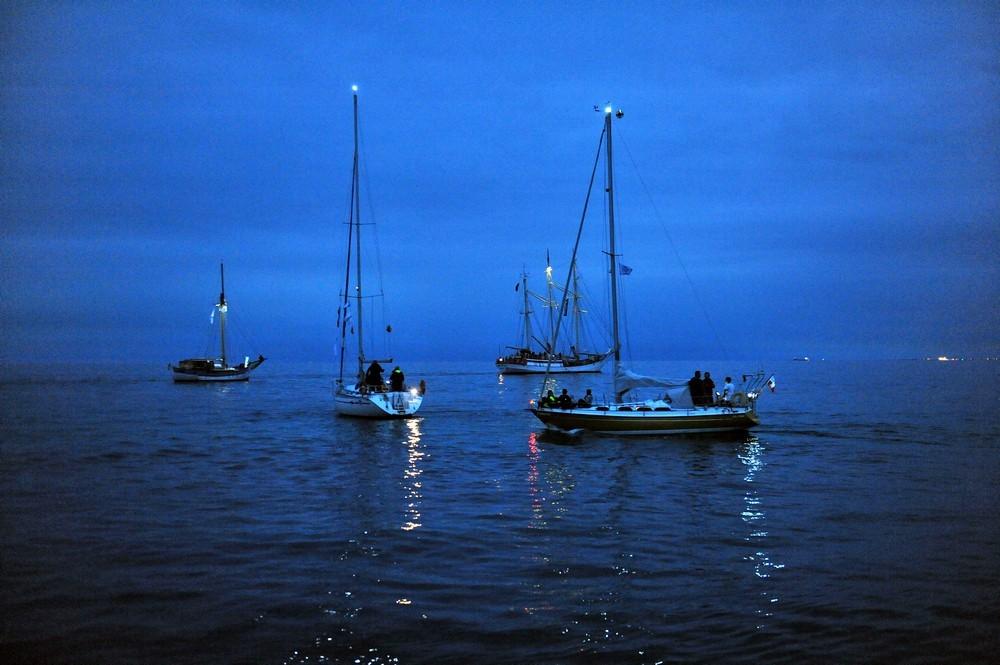 Żeglarska Parada Świętojańska na Święto Morza