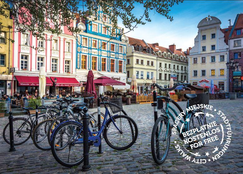 Letnie bezpłatne spacery z przewodnikiem po Szczecinie