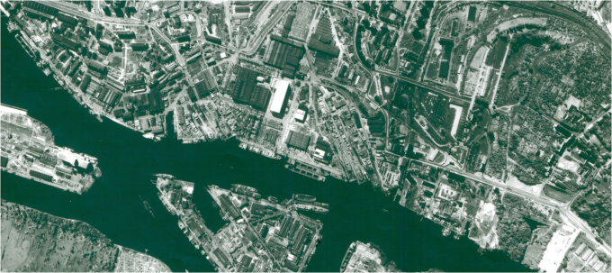 Środa z historią Szczecina: Początki rewitalizacji Stoczni Szczecińskiej po 1945 roku