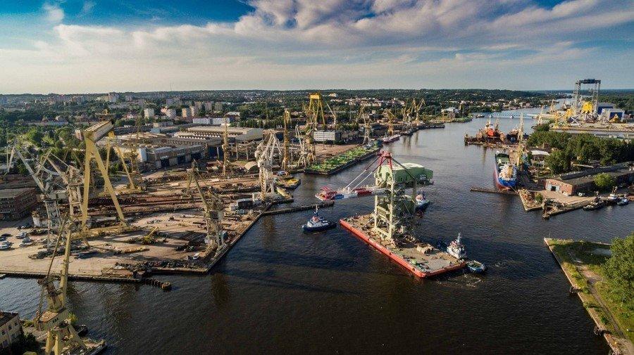 W tym roku pierwszy kontrakt na budowę statku jako Stocznia Szczecińska.