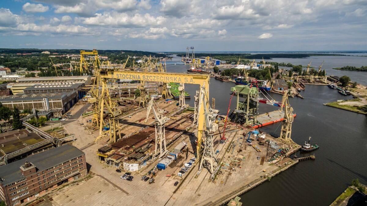 Szczecin: Odwołano zarząd Stoczni Szczecińskiej