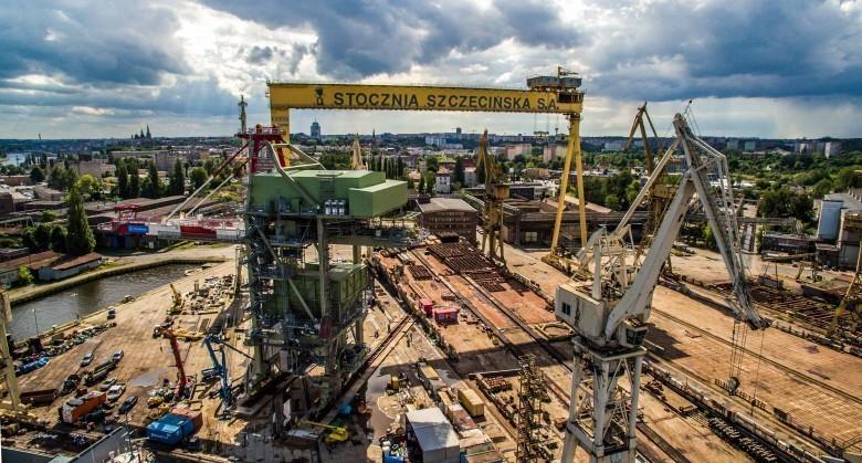 Miliony złotych dofinansowania dla Stoczni Szczecińskiej