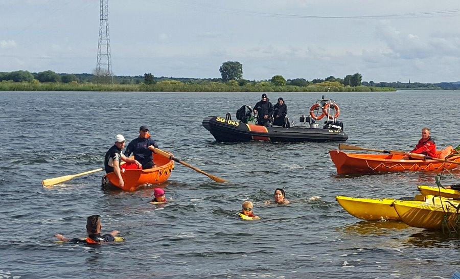 Pomorski Dywizjon Straży Granicznej dla akcji charytatywnej