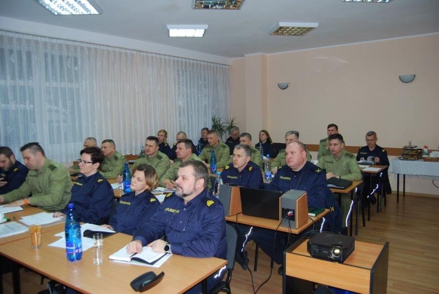 Podsumowanie roku w Morskim Oddziale Straży Granicznej