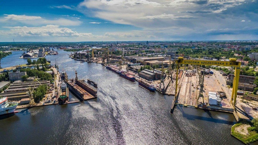 Stocznia Szczecińska podpisała kontrakt – wykona sekcje kadłubów do 6 statków wycieczkowych