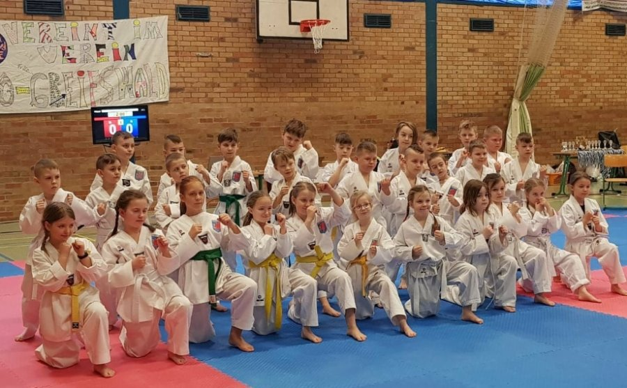 Świnoujście. 17-go marca w Greifswaldzie odbył się turniej taekwondo olimpijskiego -Starter Cup