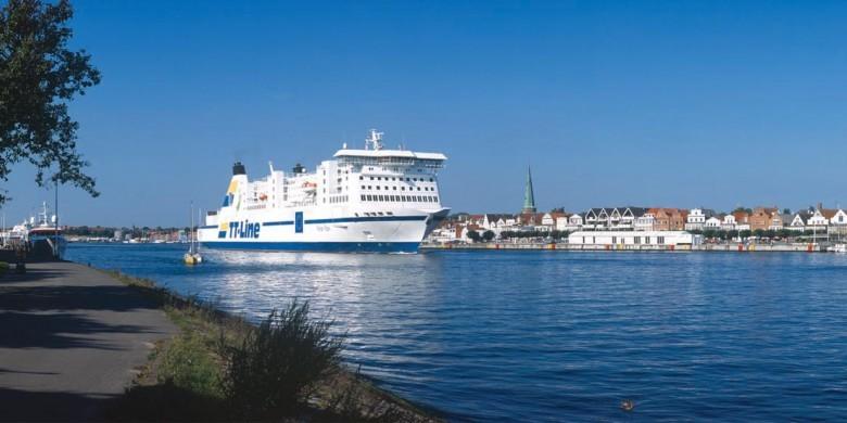 TT-Line uruchamia nowe połączenie na Morzu Bałtyckim