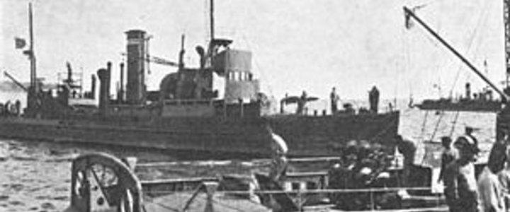 Niemieckie trałowce typu 43 Przemysław Federowicz część III