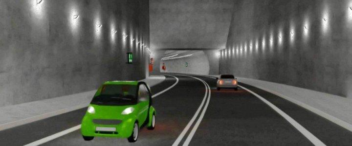 tunel 345