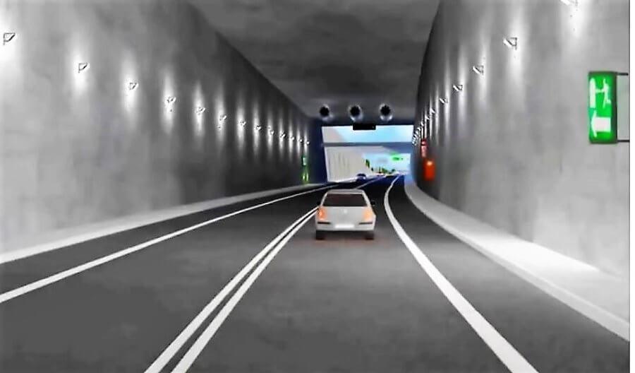 Świnoujście. Budowa tunelu Uznam – Wolin. Wykonawca przejął plac budowy.