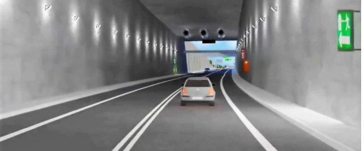 Unijni eksperci poparli tunel