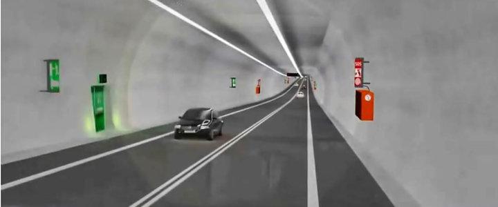 Świnoujście - budowa tunelu