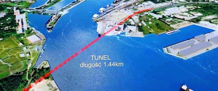 Prezydent zaakceptował wybór wykonawcy tunelu