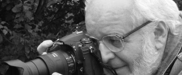 Pożegnanie fotografa Daru Młodzieży.