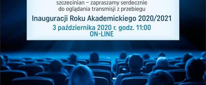 Akademia Morska w Szczecinie. Inauguracja 2020/21.