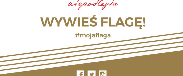 Świnoujście. Niepodległa #mojaflaga - Wywieś flagę!